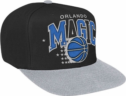 Orlando Magic Throwback Tri-Pop Snap Back Hat