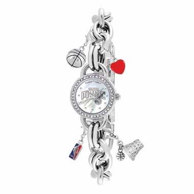 Orlando Magic Women's Charm Watch