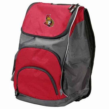 Ottawa Senators Action Backpack (Color: Red)