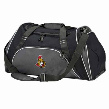 Ottawa Senators Action Duffle (Color: Black)