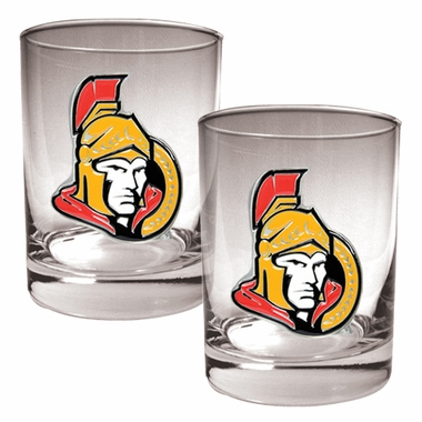 Ottawa Senators Double Rocks Set