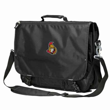 Ottawa Senators Executive Attache Messenger Bag