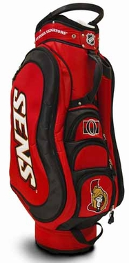 Ottawa Senators Medalist Cart Bag