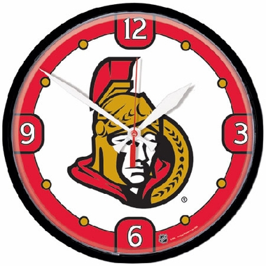 Ottawa Senators Wall Clock