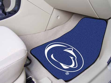 Penn State 2 Piece Car Mats