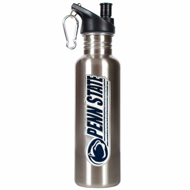 Penn State 26oz Stainless Steel Water Bottle (Silver)