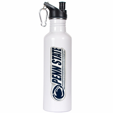 Penn State 26oz Stainless Steel Water Bottle (White)