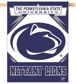 "Penn State Nittany Lions 27""x37"" Banner"