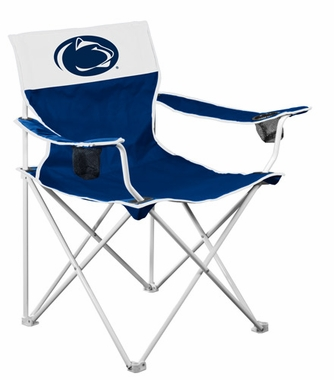Penn State Big Boy Adult Folding Logo Chair