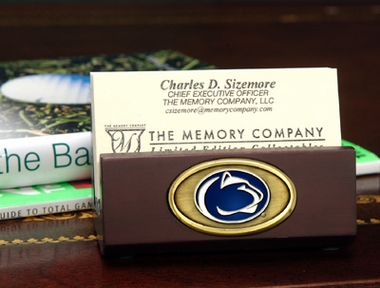 Penn State Business Card Holder