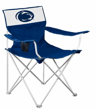 Penn State Canvas Adult Folding Logo Chair