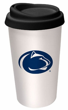 Penn State Ceramic Travel Cup
