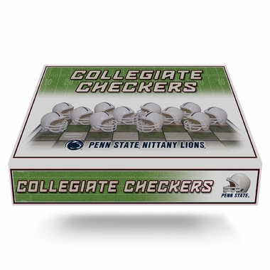 Penn State Checkers Set