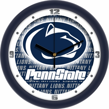 Penn State Dimension Wall Clock