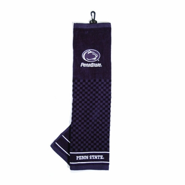 Penn State Embroidered Golf Towel