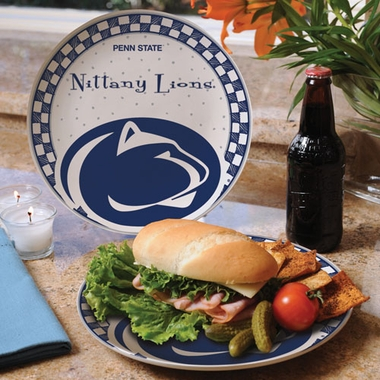 Penn State Gameday Ceramic Plate