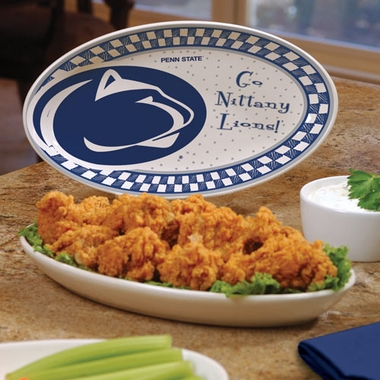 Penn State Gameday Ceramic Platter