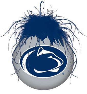 Penn State Glass Ball Ornament