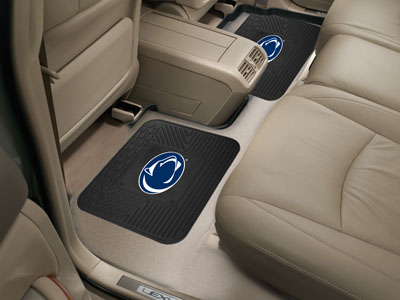 Penn State SET OF 2 Heavy Duty Vinyl Rear Car Mats
