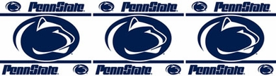 Penn State Peel and Stick Wallpaper Border
