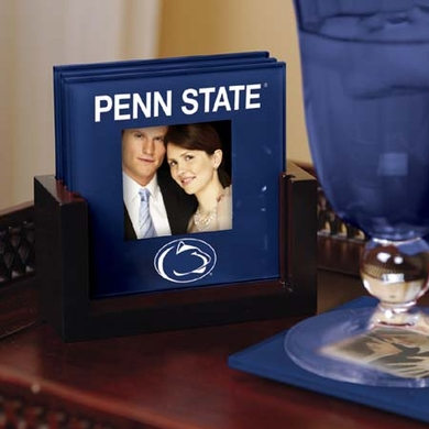 Penn State Photo Coaster Set