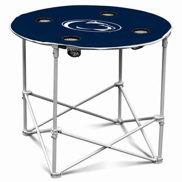 Penn State Round Tailgate Table
