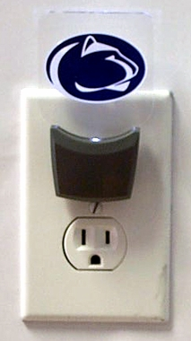 Penn State Set of 2 Nightlights
