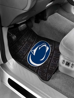 Penn State Set of Rubber Floor Mats