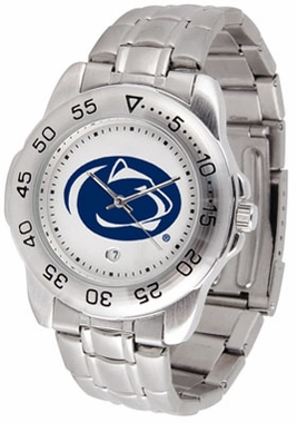 Penn State Sport Men's Steel Band Watch