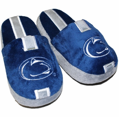 Penn State Team Stripe Slide Slippers
