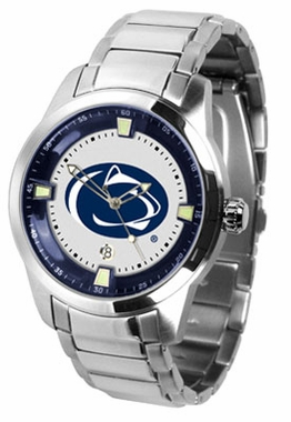 Penn State Titan Men's Steel Watch
