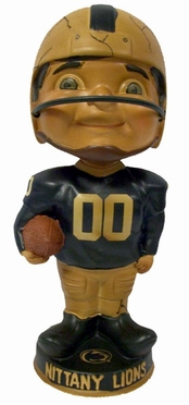 Penn State Vintage Retro Bobble Head