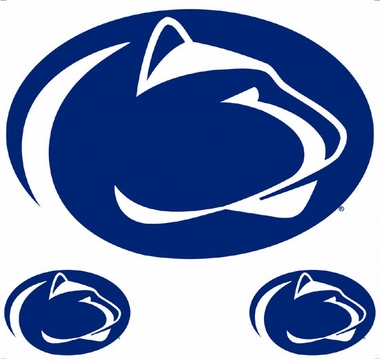 Penn State Wallmarx Large Wall Decal