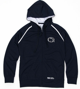 Penn State Women's Full Zip Performance Hooded Sweatshirt