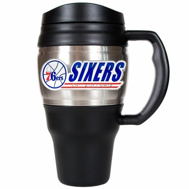 Philadelphia 76ers 20oz Oversized Travel Mug