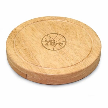 Philadelphia 76ers Circo Cheese Board