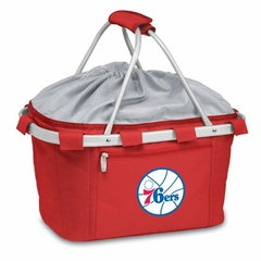 Philadelphia 76ers Metro Basket (Red)