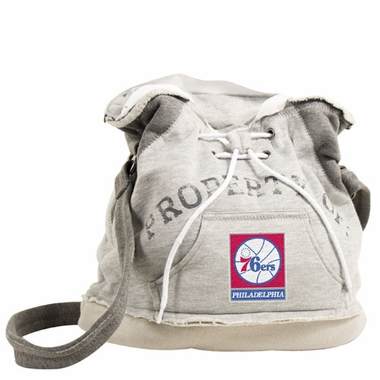 Philadelphia 76ers Property of Hoody Duffle