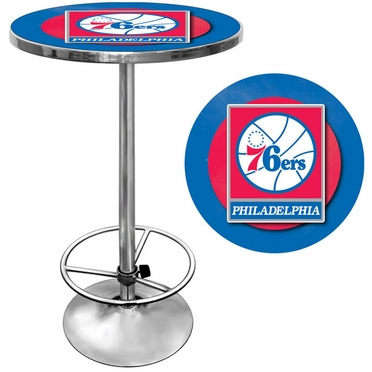 Philadelphia 76ers Pub Table