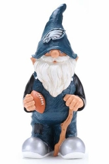 Philadelphia Eagles 11 Inch Garden Gnome