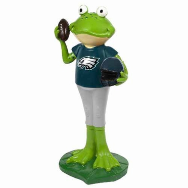 Philadelphia Eagles 12 Inch Frog Player Figurine