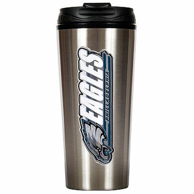 Philadelphia Eagles 16 oz. Thermo Travel Tumbler