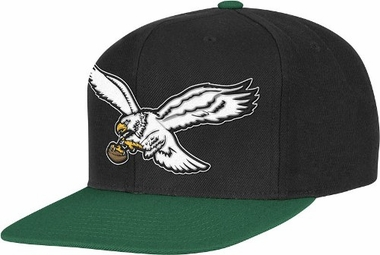 Philadelphia Eagles 2-Tone Vintage Snap back Hat