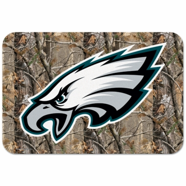 Philadelphia Eagles 20 x 30 Mat (Realtree)