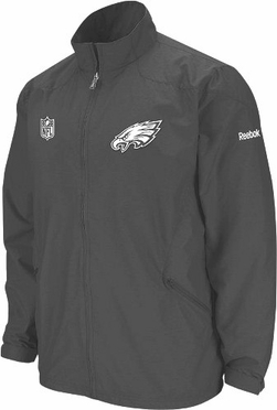 Philadelphia Eagles 2nd Season Static Storm Lightweight Jacket