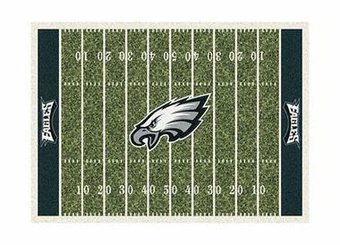 "Philadelphia Eagles 3'10"" x 5'4"" Premium Field Rug"