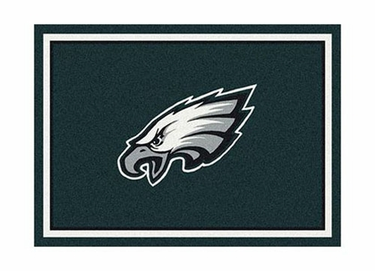 "Philadelphia Eagles 3'10"" x 5'4"" Premium Spirit Rug"