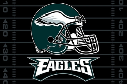 Philadelphia Eagles 40 x 60 Rug