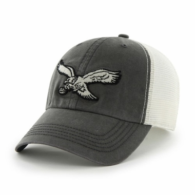 Philadelphia Eagles 47 Brand NFL Caprock Canyon Mesh Back Stretch Hat
