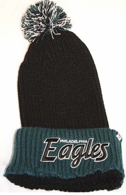 Philadelphia Eagles 47 Brand NFL Stepback Cuffed Knit Hat